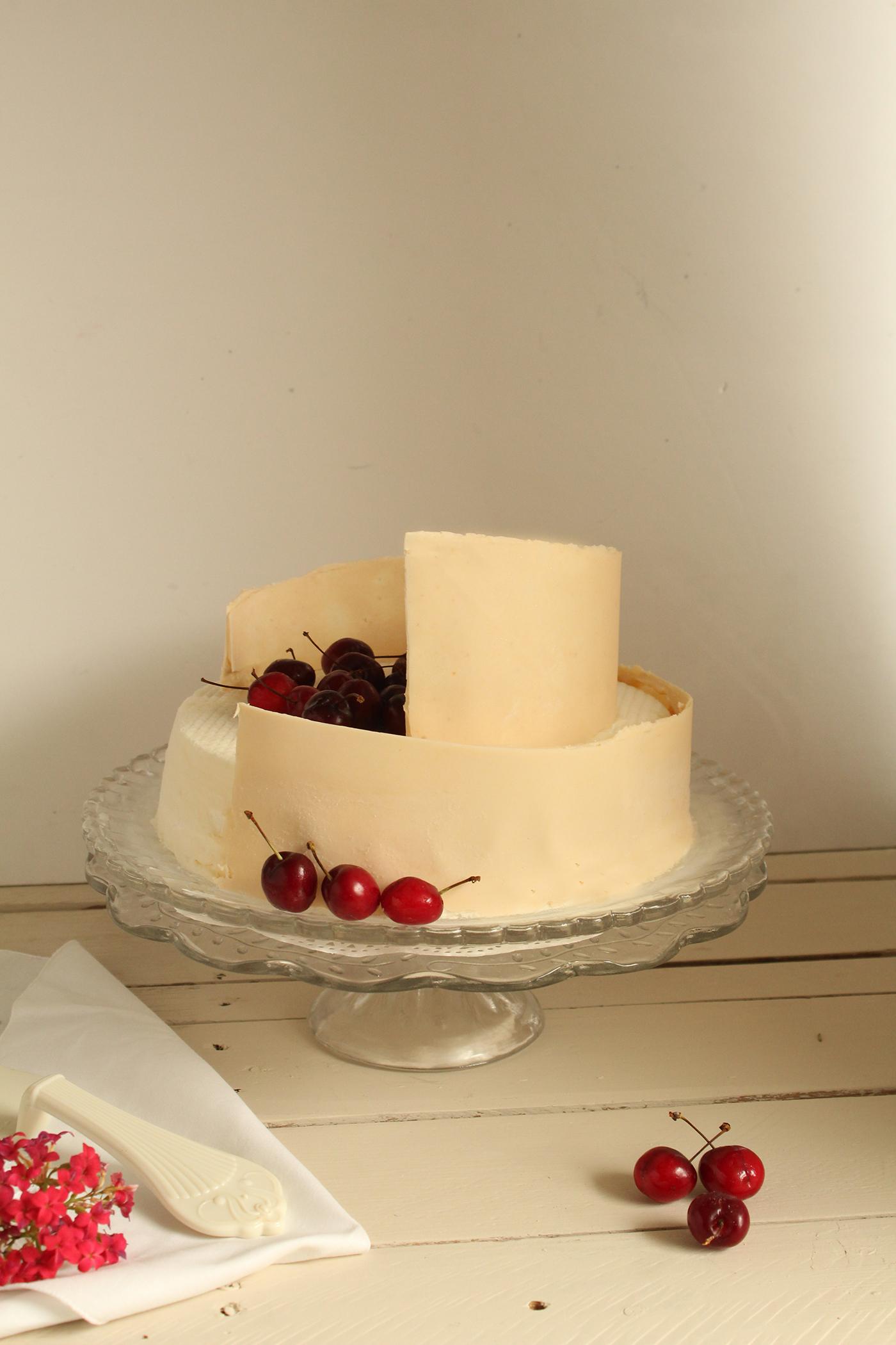 IMG 8402 - אותה גברת בשינוי אדרת :עוגת גבינה