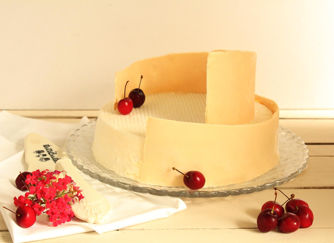 IMG 8421 - אותה גברת בשינוי אדרת :עוגת גבינה