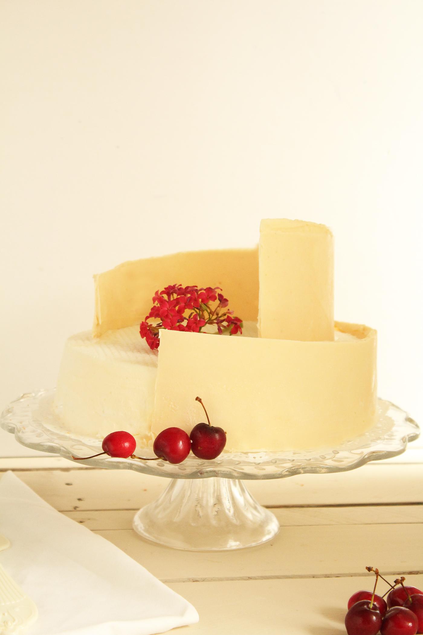 IMG 8442 - אותה גברת בשינוי אדרת :עוגת גבינה