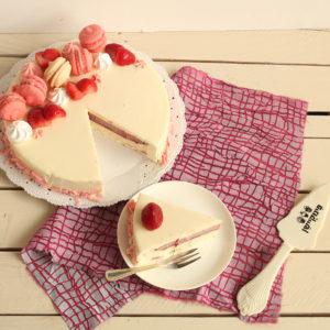 IMG 8553 300x300 - עוגת גבינה טורט מוס עם קרמו תות