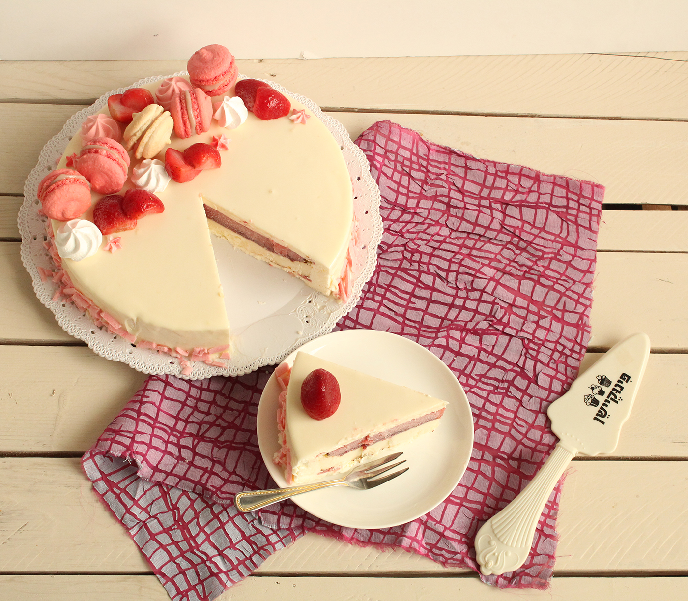 IMG 8553 - אותה גברת בשינוי אדרת :עוגת גבינה
