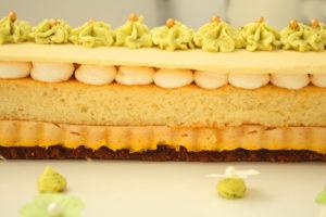 IMG 9258 300x200 - עוגת שכבות אקזותית