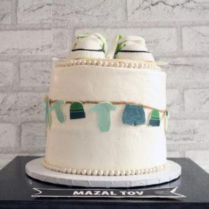IMG 0146 300x300 - עוגה לברית עם נעליים