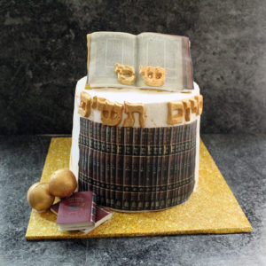 IMG 0889 300x300 - עוגה סיום שס גמרא פתוחה