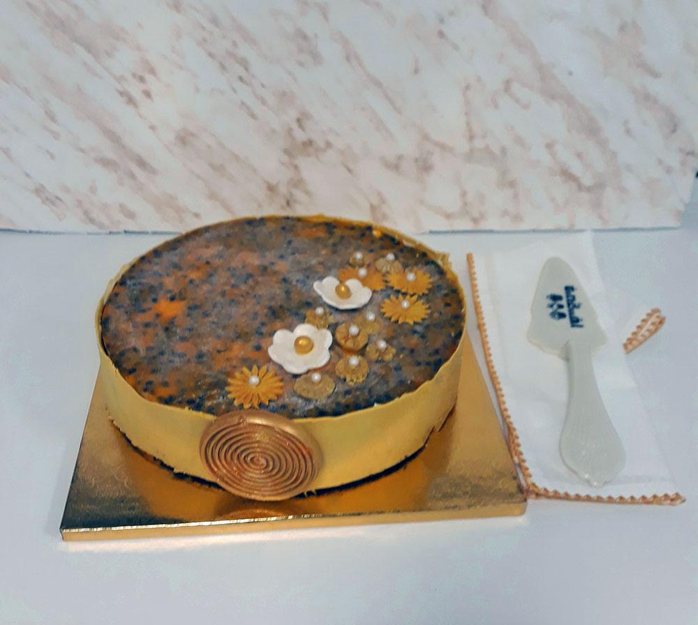 20200305 195345 - קינוח :מוס פסיפלורה ושוקולד