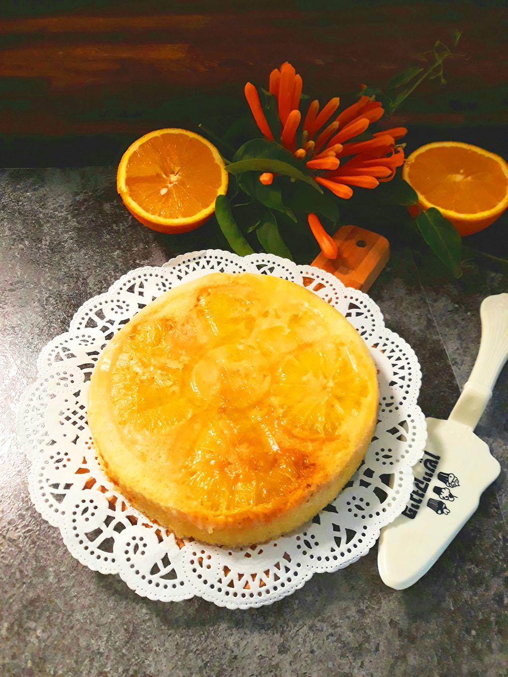 20200406 145820 - עוגת טורט תפוזים