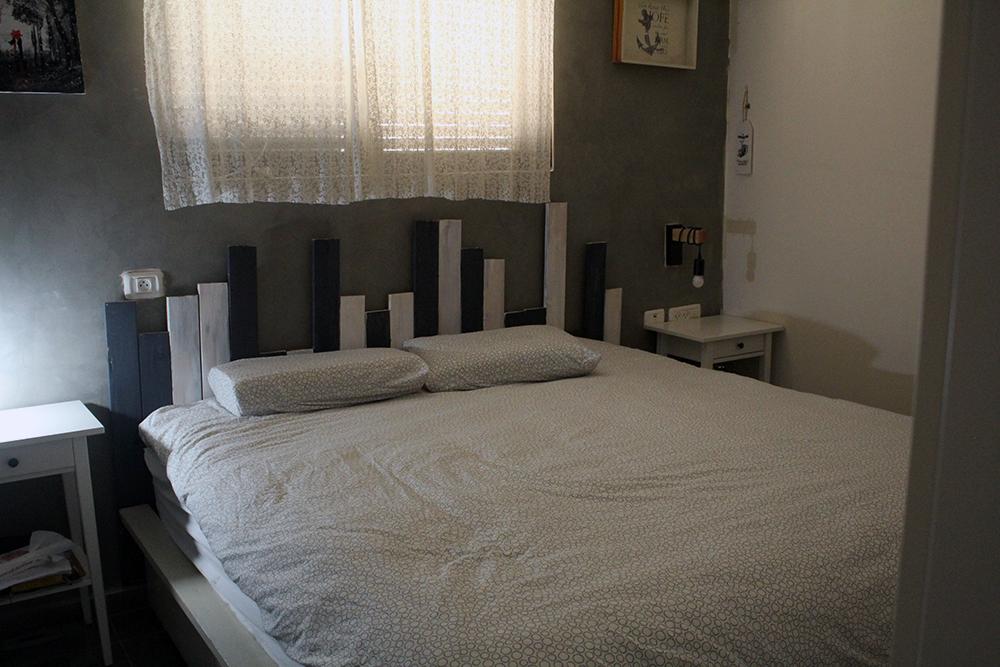 IMG 2001 - הכנת גב למיטה
