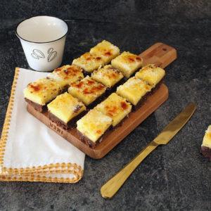 IMG 2012 300x300 - עוגת ברואניז וקרם פודינג כשרה לפסח