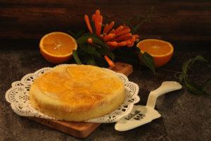 IMG 2062 300x200 - עוגת טורט תפוזים