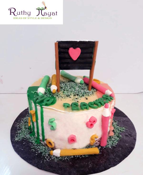 לאנגלית 600x735 - עוגה למורה