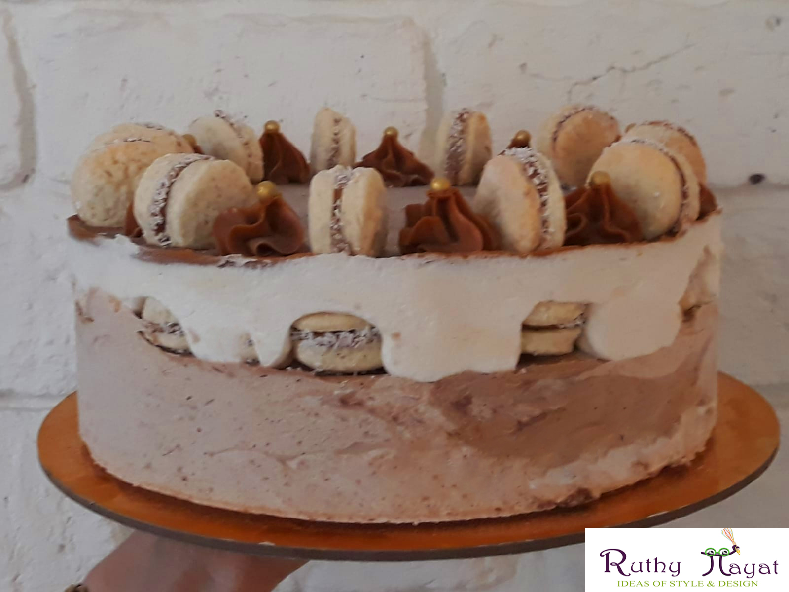 Untitled 1 - עוגת מוס אלפחורס פרווה