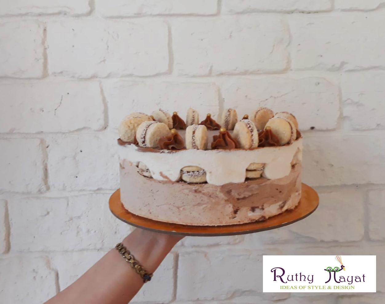 Untitled 2 - עוגת מוס אלפחורס פרווה