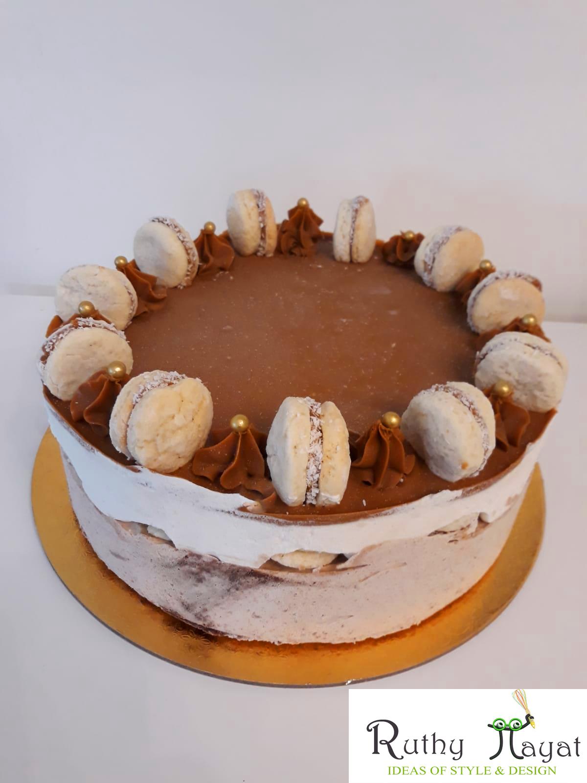 Untitled 4 - עוגת מוס אלפחורס פרווה
