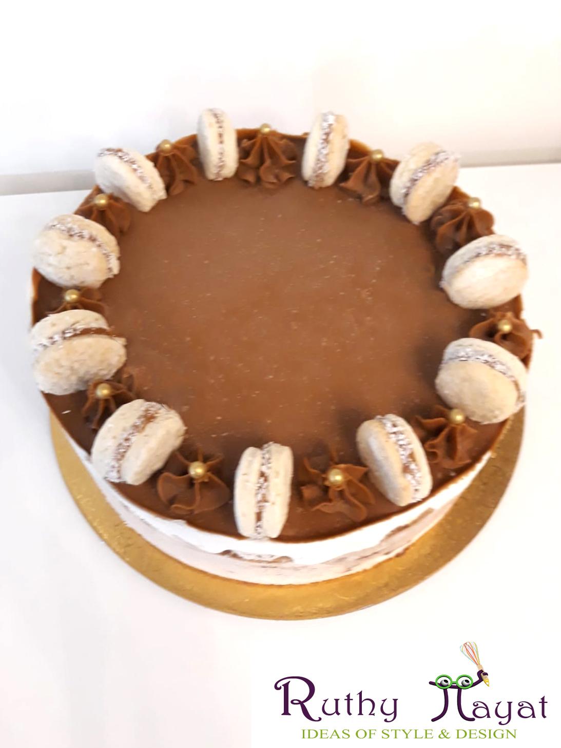 Untitled 5 - עוגת מוס אלפחורס פרווה