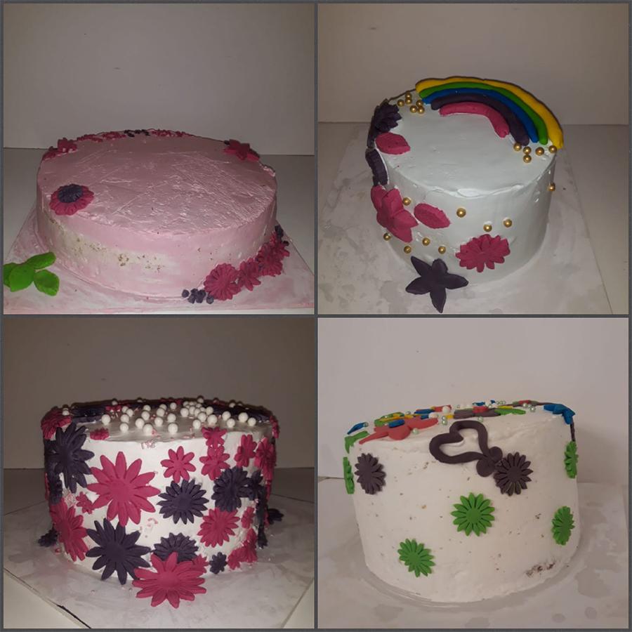 3 - סדנת עוגות זילוף