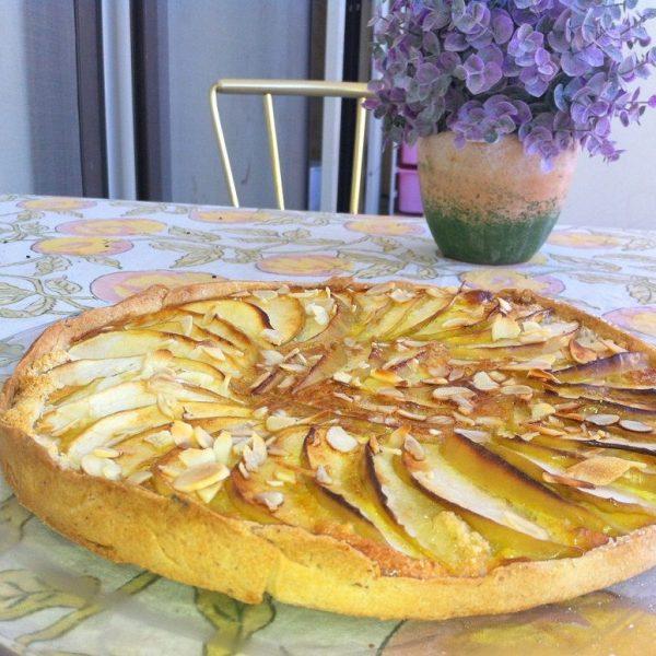 פאי תפוחים טעים לראש השנה